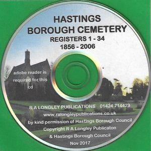 Cemetery & Parish Registers